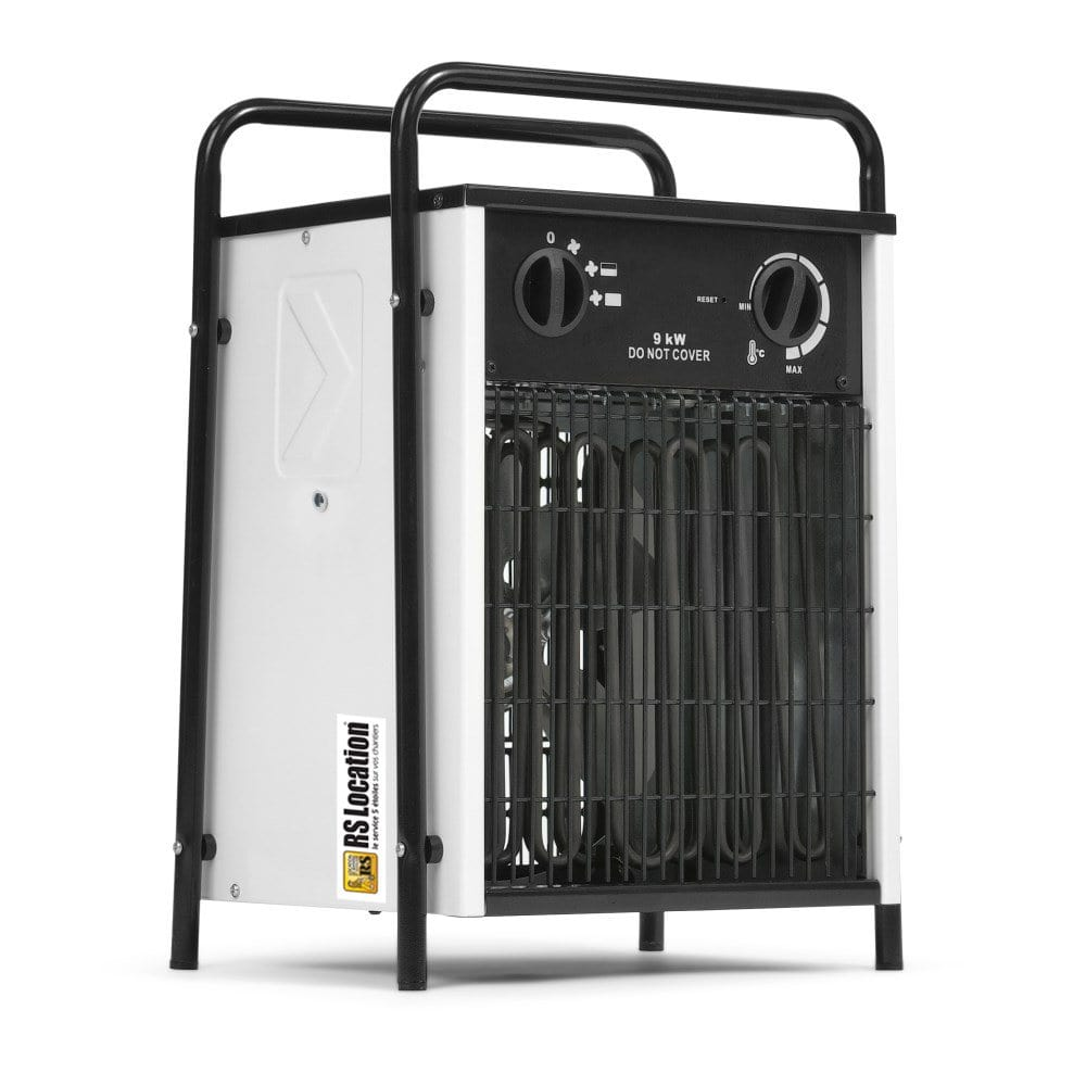 chauffage soufflant electrique 9 kwh  400 v