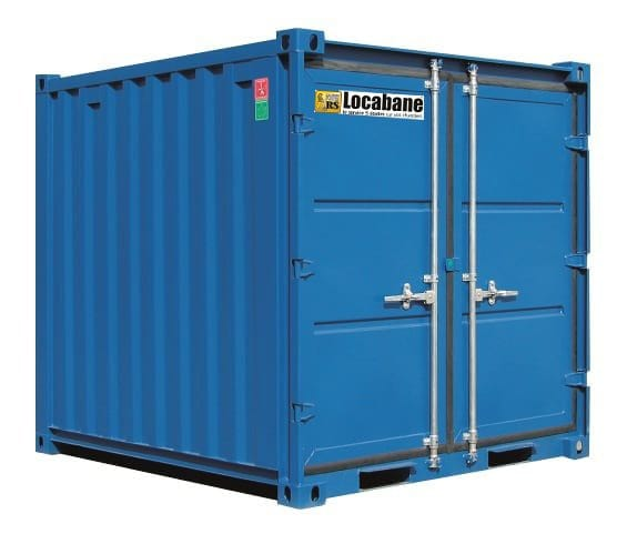 containers demontable 3 m x 2,20 m